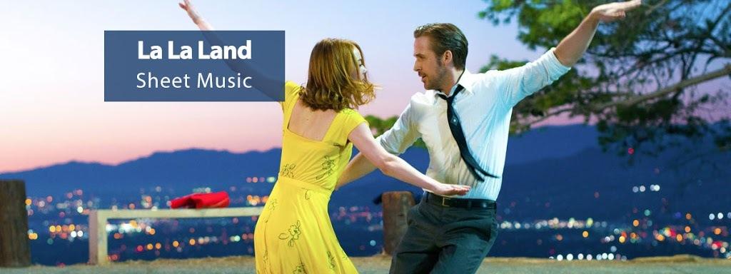Mia & Sebastian's Theme – La La Land Sheet Music