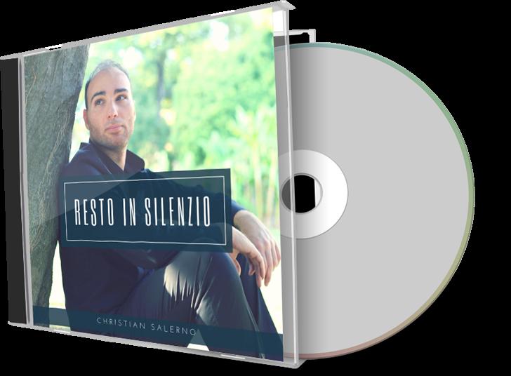 Resto In Silenzio – CD