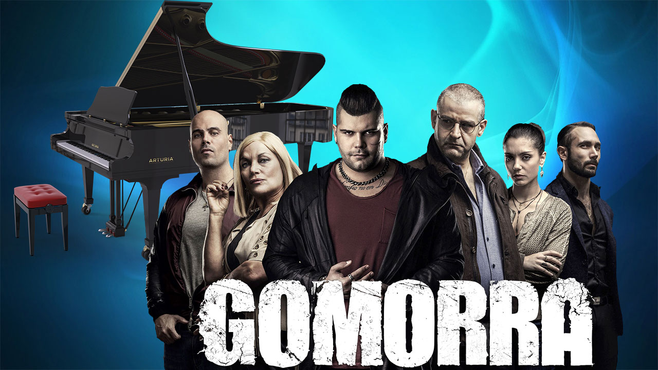 Gomorra – Colonna Sonora (Spartito Per Pianoforte)