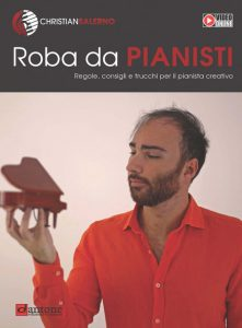 libro Roba da pianisti di Christian Salerno