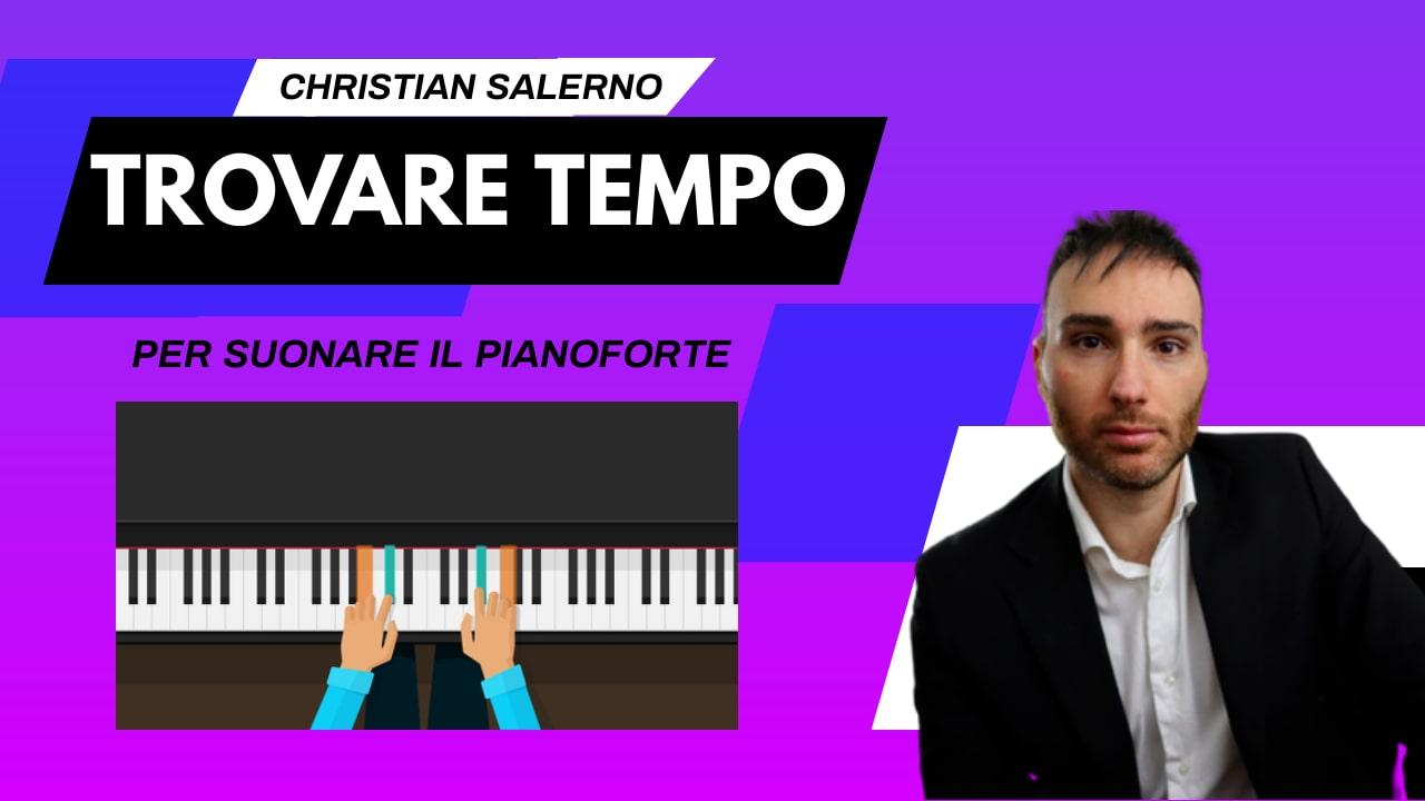 Suonare-pianoforte